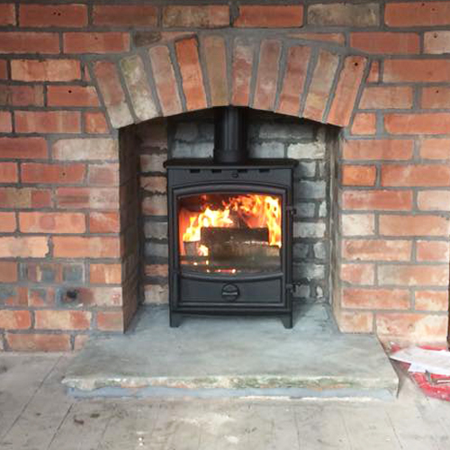 Fireline FX5 Fitted In Worlsey