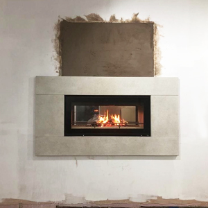 Stovax Riva Studio 2 Duplex Wood Burning Fire