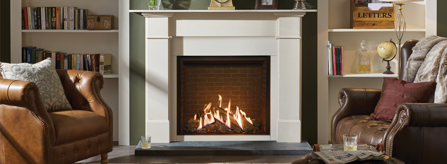 Adding a new fireplace will give your home the wow factor