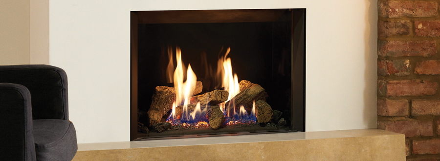 The changing style of gas fires