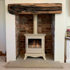 Chesneys Beaumont Gas Stove Fitted In Yorkshire