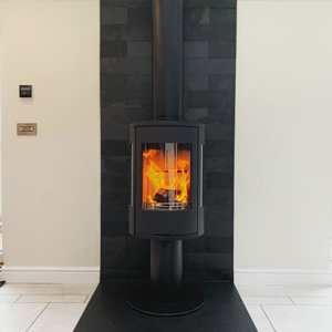 Contura 586 Style Wood Burning Stove North West