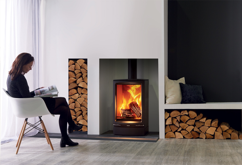 Designer Wood Burning Stoves