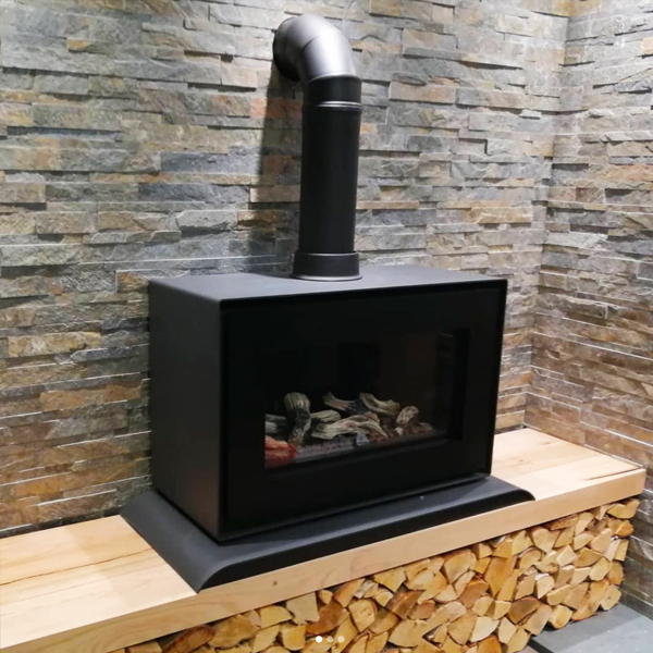 Gazco Studio Freestanding Gas Fire