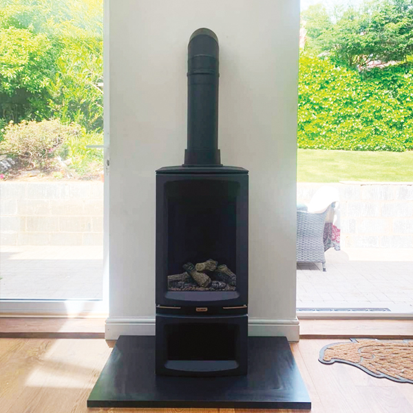 Gazco Vogue Midi Gas Stove