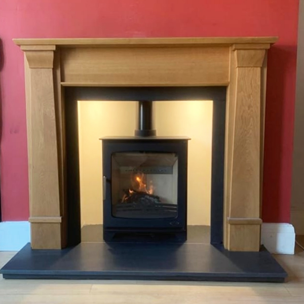 Henley Stoves installed in Knutsford